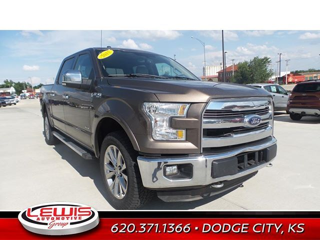 3113a Used 2015 Ford F 150 Lariat Sale Price 28 988 144 648 Miles Usedcars Usedcarsforsale Lewisautomotive Kansasusedca Ford Trucks Dodge City Ford