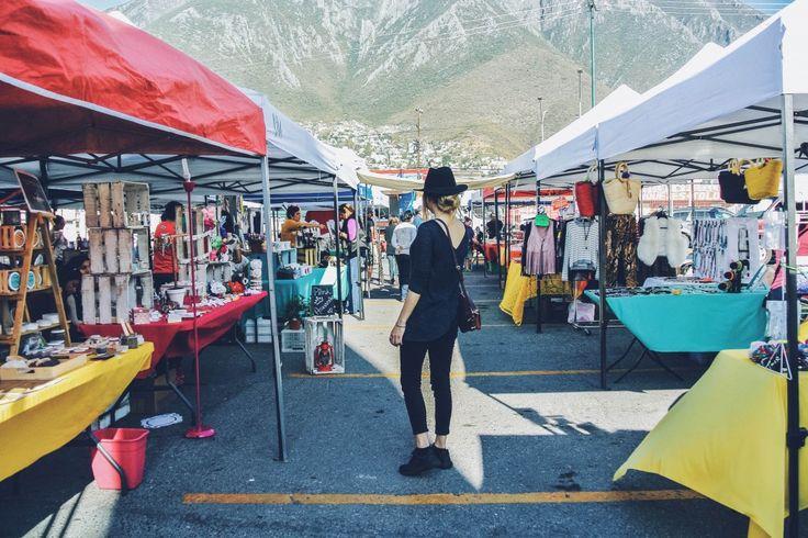 Mercado La Luz monterrey