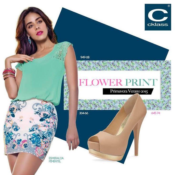 Los estampados florales y estilo hippie chic son un MUST de la temporada, resalta del resto luciendo natural y moderna con nuestra gran variedad de faldas y vestidos #Cklass.