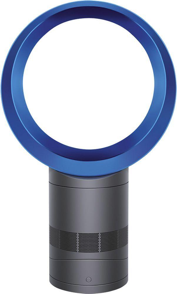 Dyson - AM06 Desk Fan - Iron/Blue