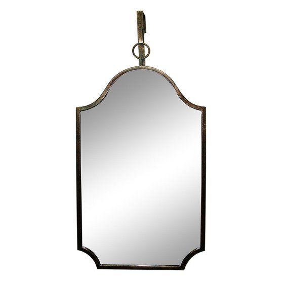 Sagebrook Home Cuadra Gold Wall Mirror