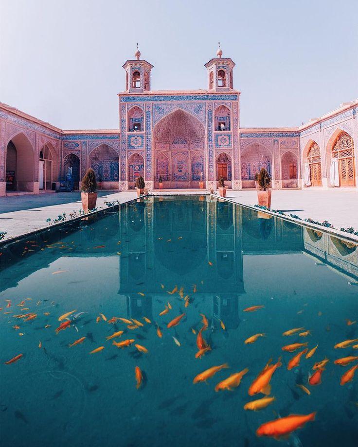 Картинки мечетей ирана