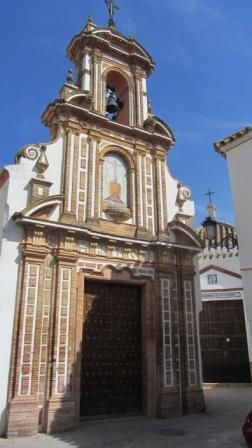 Carmona, un conglomérat de civilisations - Nous n'irons pas tous à Torremolinos - Andalousie la catholique - Corpus Christi - Le regard du pêch