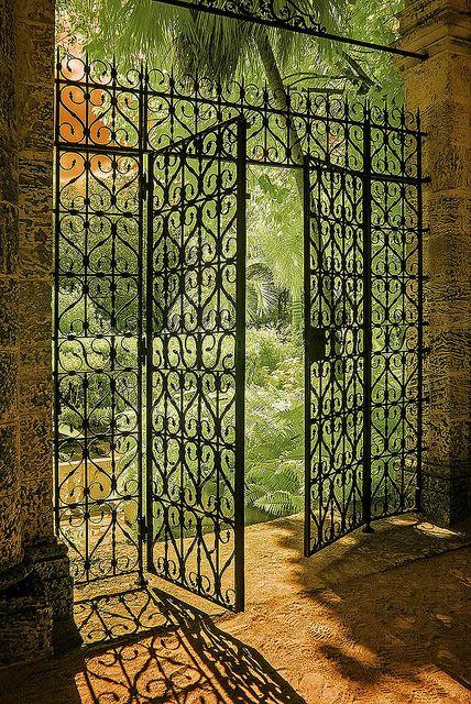 66 Best Stylish Security Gates Doors Images On Pinterest