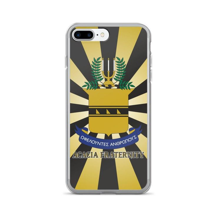 Acacia Fraternity iPhone 7 Plus Case