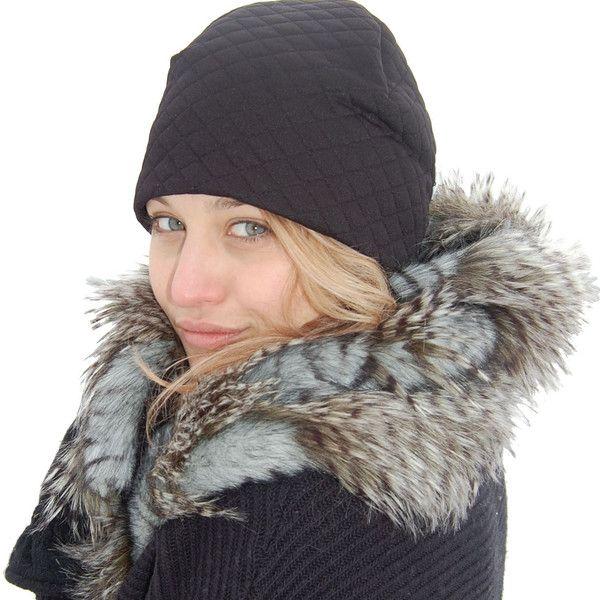 Wrap yourself in luxurious faux fur this winter.  #madeincanada #scarf #fauxfur  #winterlodge