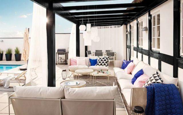 ikea muebles de exterior 2019