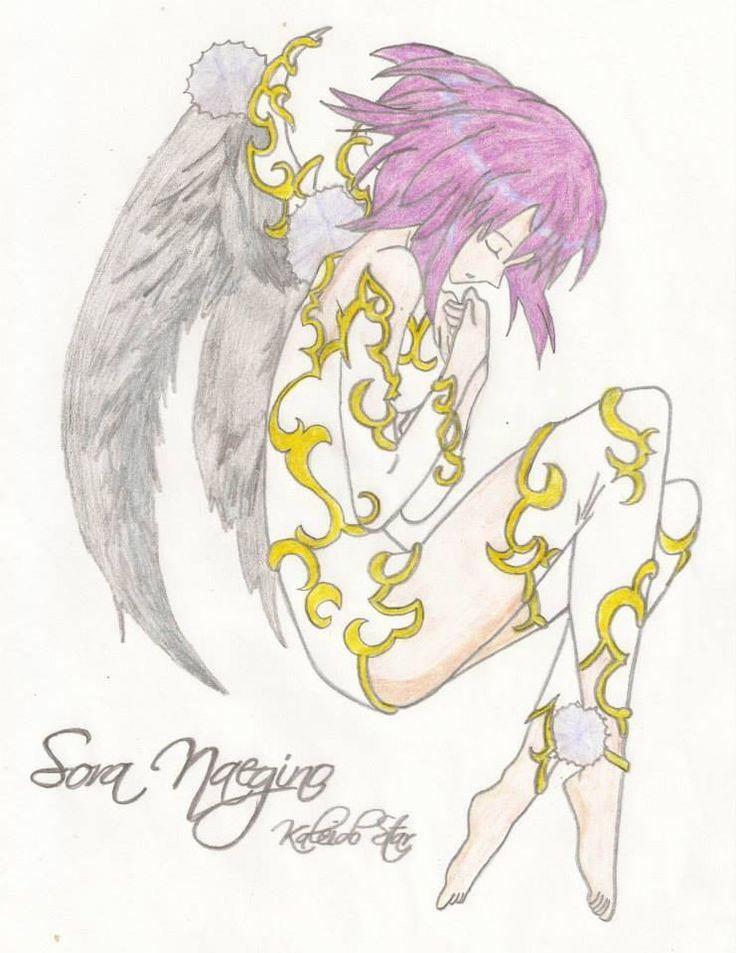 ~ Kaleido Star (カレイドスター) ~  ¬ Naegino Sora (苗木野 そら)