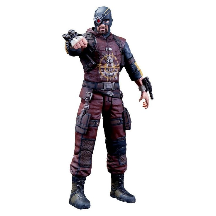 DC Collectibles Batman Arkham City Series 4 - Deadshot Action Figure