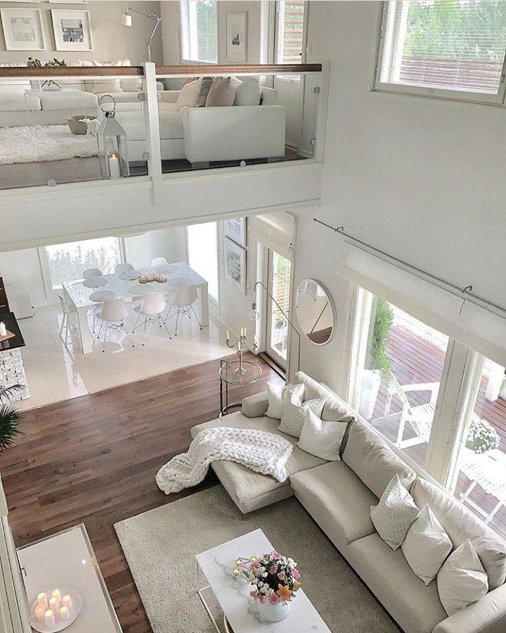 Pin by David Eduardo Moya Rodriguez on Sala con techo alto - hi tech loft wohnung loft dethier architecture