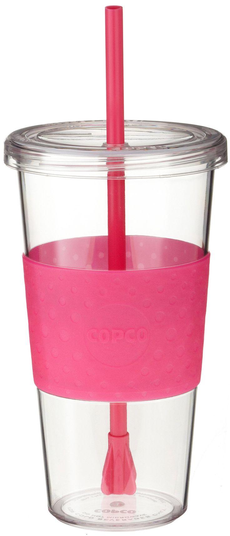 Copco 2510-9976 - Vaso , 700 ml, color rosa: Amazon.es: Hogar