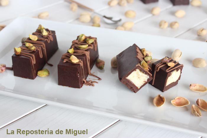Cheesecakes Chocolate Bombón ( Por tú te mereces un bombón!!!!!! )