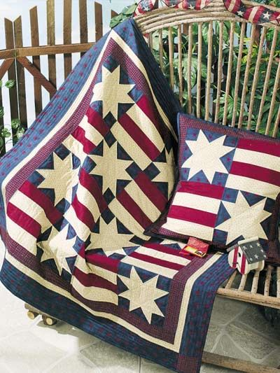 athletic running shoes spikes Stars and Stripes Forever I free quilting pattern of the day from freepatterns com         Quilting