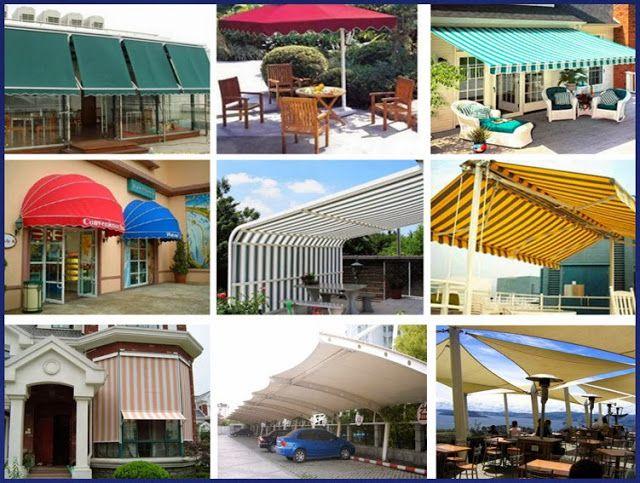 Canopy Kain Anugerah Canopy Kanopi Tenda Desain