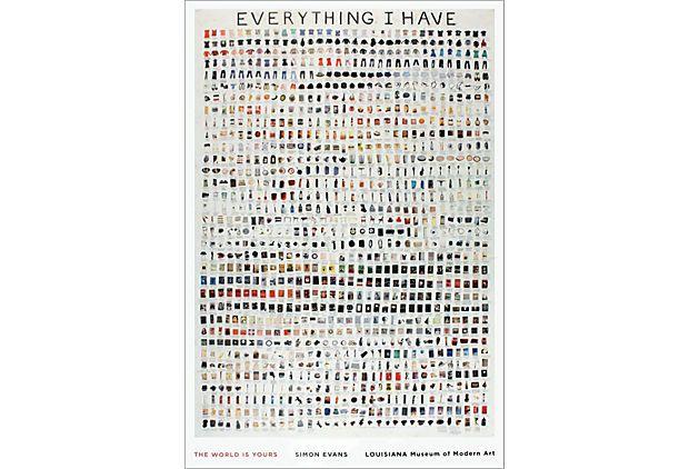 Simon Evans, Everything I Have on OneKingsLane.com