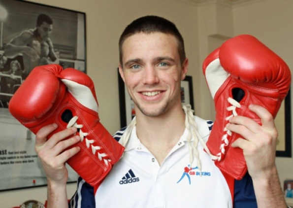 Josh Taylor (Olympics 2012 - Team GB Boxing)
