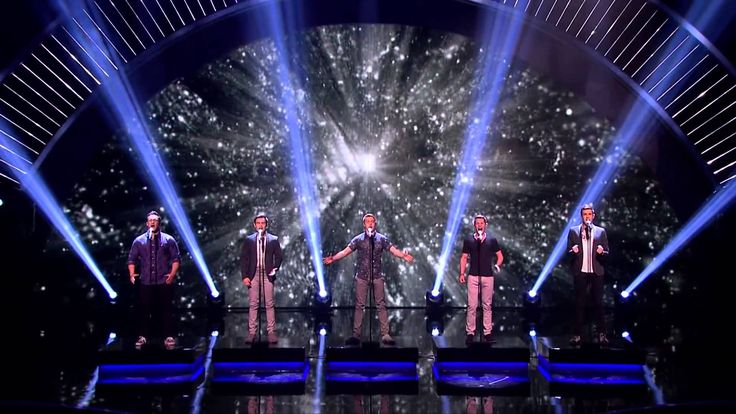 17 best images about britain 39 s got talent 2014 winners - Il divo bring him home ...