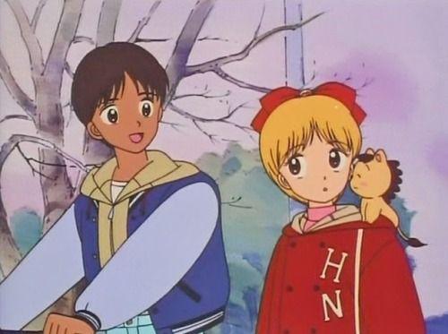 Hime- chan and Daichi
