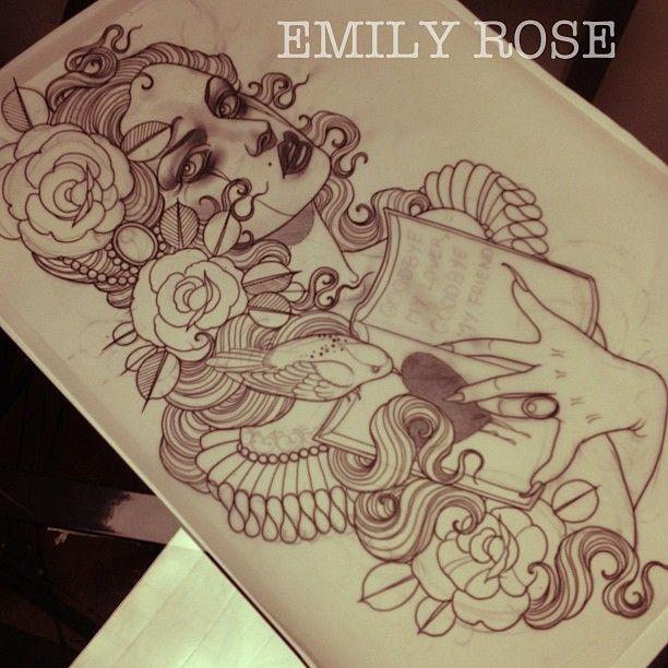 emily rose tattoo instagram - photo #30