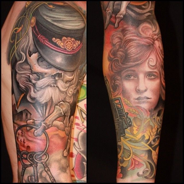 Pin By Kerry Sylvester On Tattoo Ideas: Best 25+ Jeff Gogue Ideas On Pinterest