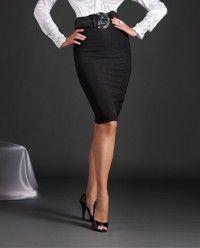 Crossdresser Pencil Skirt