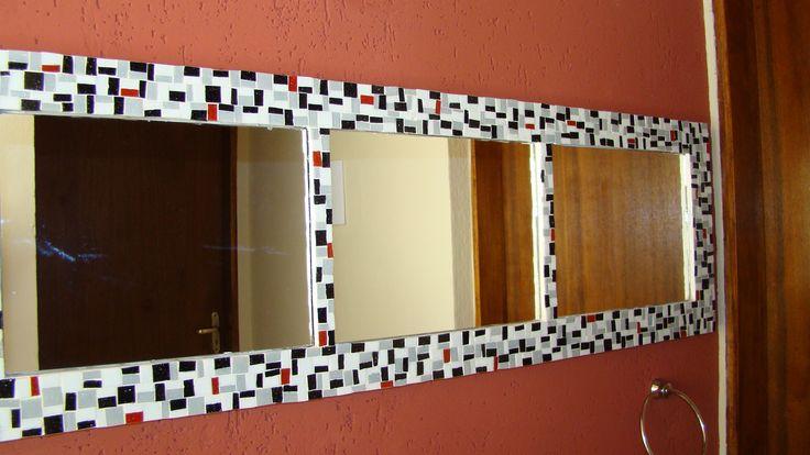 Espelho -Janela de demolição