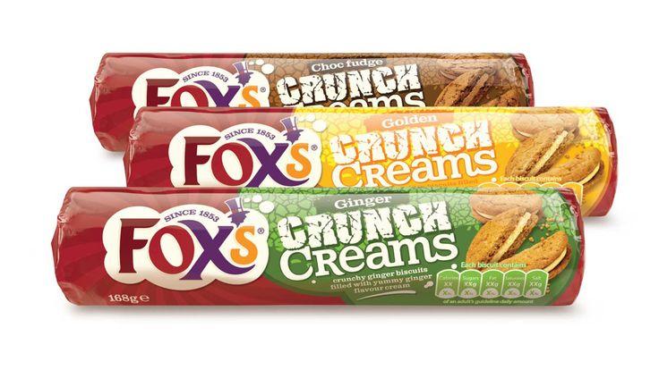Fox's Biscuits - Rebrand & NPD - Quiet Storm Design