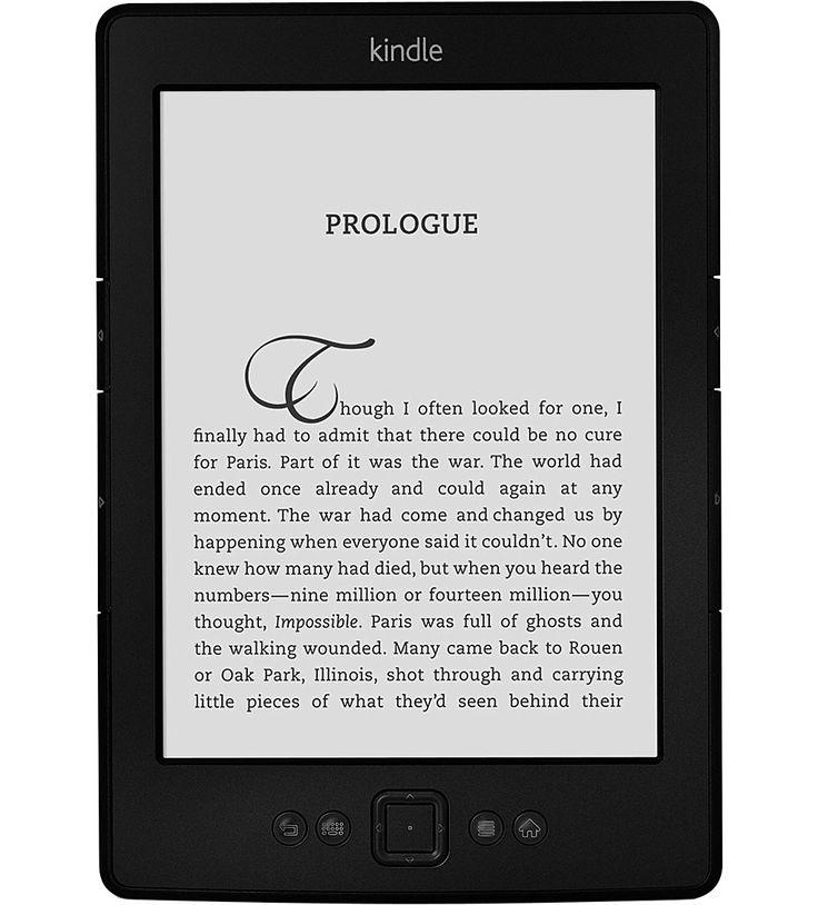 KINDLE - Kindle Touch 4GB Wifi tablet | Selfridges.com