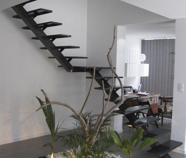 17 meilleures id es propos de escalier traditionnel sur pinterest escalie - Creation escalier interieur ...