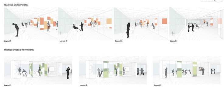 OPERASTUDIO - Competition - Helsinki public library - #diagrams