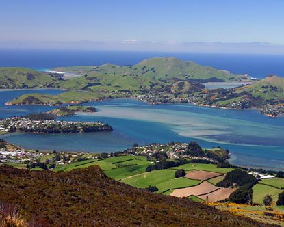 Dunedin New Zealand. This is like the other side of the world for me and I want to see it. In this town is a friend that I met on the internet.