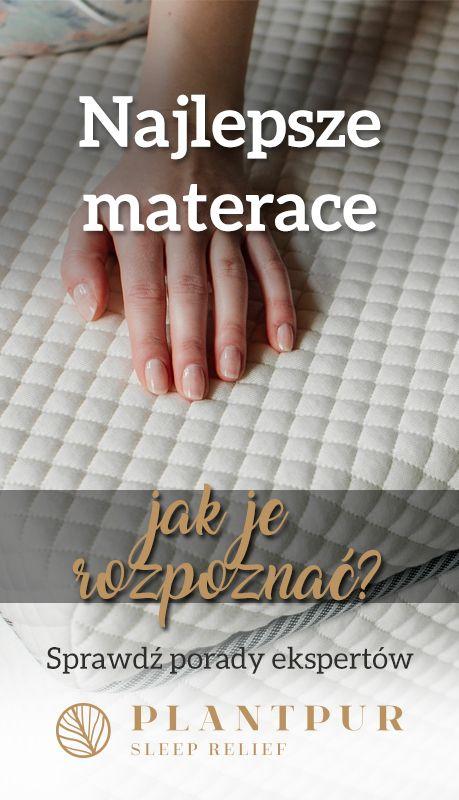 Najlepsze materace - jak je rozpoznać? Jakie właściwości powinny mieć? Jak wybrać najlepszy materac do sypialni? #sypialnia #materac #materacdołóżka #najlepszematerace #zdrowysen #zdrowykręgsłup #zdrowie #łóżko #wygodnełóżko