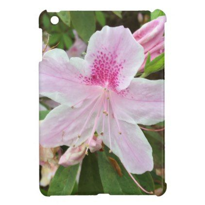 Light Pink Flower iPad Mini Cases - photos gifts image diy customize gift idea