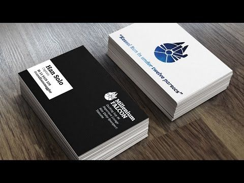The 384 best illustrator cc graphic design diseo grfico images on illustrator how to create a print ready business card design youtube colourmoves