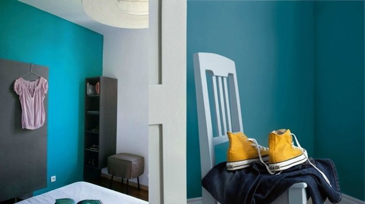 25 best ideas about peinture bleu canard on pinterest deco bleu canard palettes de couleurs. Black Bedroom Furniture Sets. Home Design Ideas
