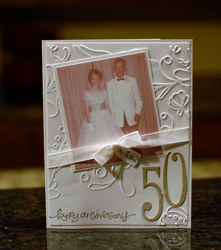 great anniversary card idea