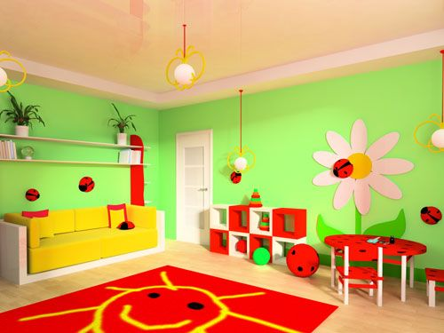 64 best Kinderzimmer images on Pinterest Child room, Nursery - babyzimmer orange grn