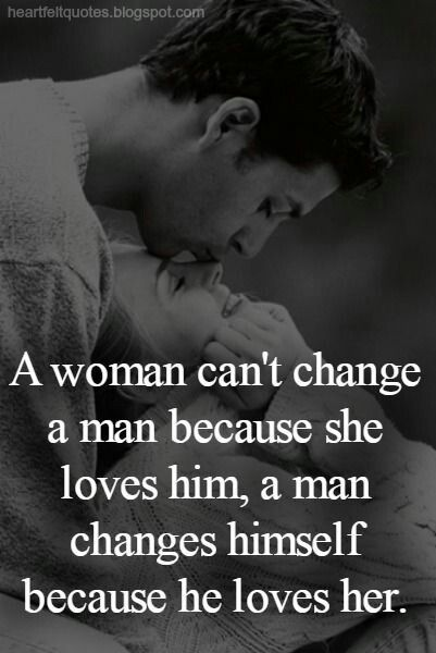 Agreed! When you're with someone you care about. That is just it. You do it because you care. And because you love her!