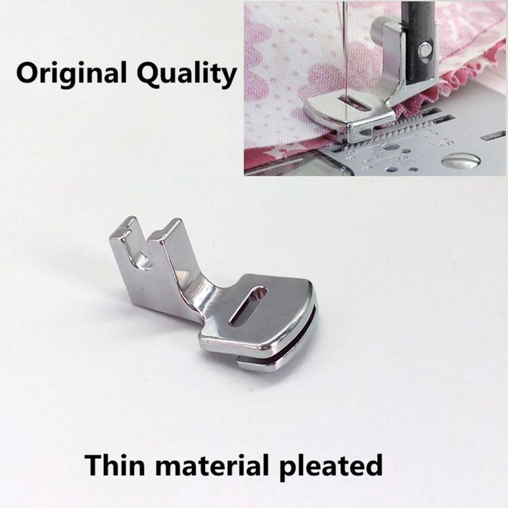 [Visit to Buy] Home Supplies Tools CY702 Original Quality Ruffler Hem Presser Foot Feet For Sewing Machine Singer Janome Kenmore Juki  2pcs #Advertisement