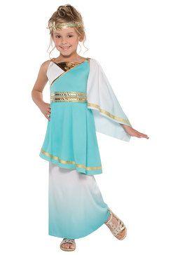 Costume da Dea Venere, Ragazza | Costumi generici per Bambini