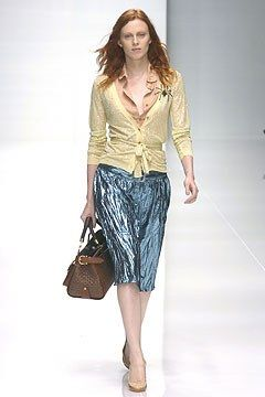 Burberry Spring 2005 Ready-to-Wear Fashion Show