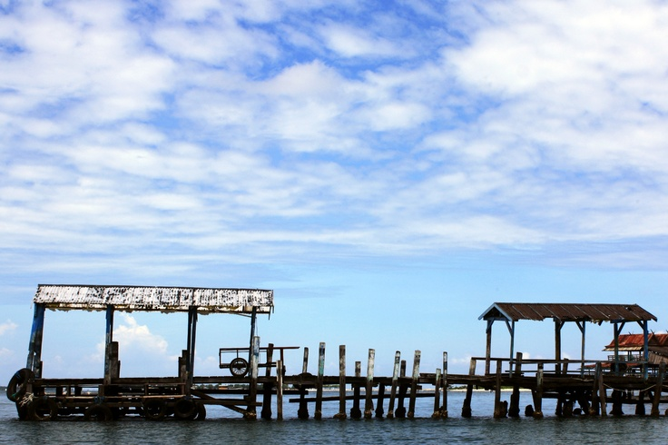 Kayangan Island, South Celebes-Indonesia