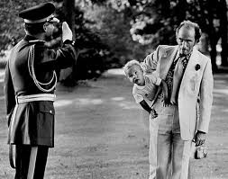 Pierre Trudeau and Justin