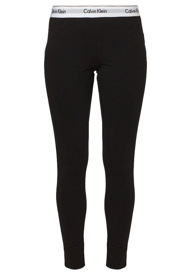 Calvin Klein Underwear Pyjamabroek - black - Zalando.nl