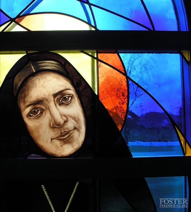 """ Happy Feast Day of St Frances Xavier Cabrini – November 13 = Virgin, Missionary, Foundress #pinterest Mother Cabrini and her sisters had a very hard time in the beginning. The archbishop of New York even suggested that they go back to Italy. But Mother Cabrini answered, """"Your excellency, the pope sent me here and here I must stay."""" The archbishop admired her pioneer ........... Awestruck Catholic Social Network"""
