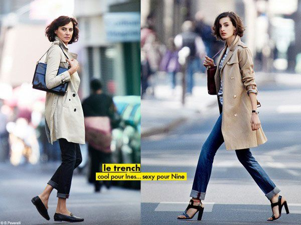chic french women clothes   In fact it's the little reminders that we already know but ignore ...
