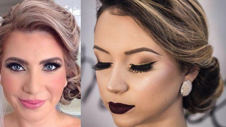 Makeup Tutorial Compilation - Full Coverage Makeup Tutorial