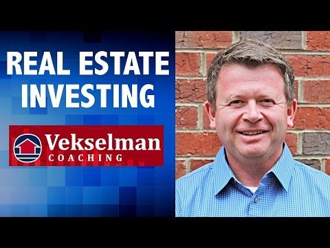 $20,000 A Month Profit – Real Estate Investing For Dummies – Peter Vekselman |