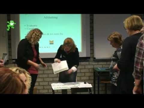 Groep 1 & 2, Cursus Met Sprongen Vooruit - YouTube