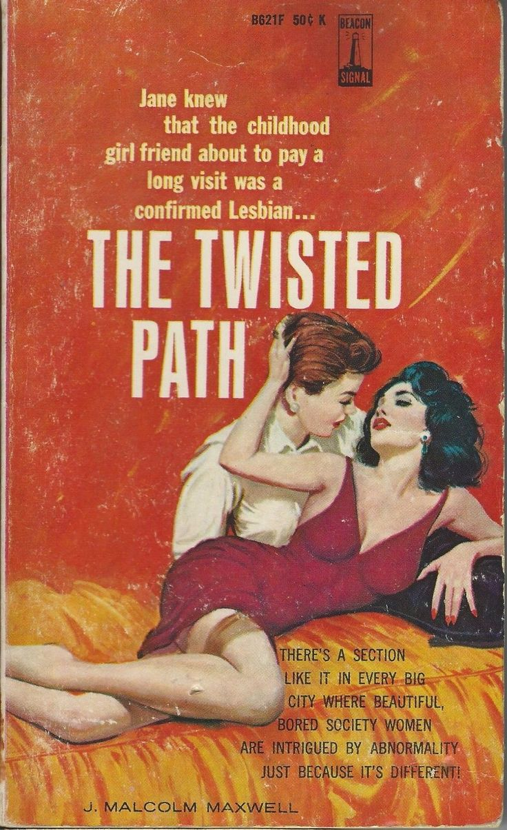 lesbian pulp fiction In the years before and following world war ii, pulp novels emerged as a space for new fiction riddled with tantalizing deviance almost no taboo was too extreme for these dime-store tomes, where.